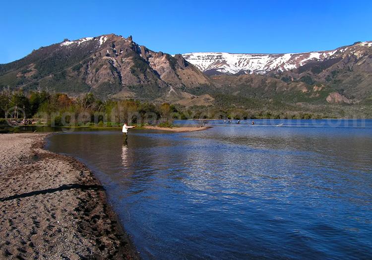 Lac Meliquina, Route des 7 Lacs