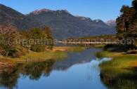 Lac Villarino Patagonie