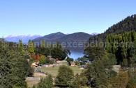 Lac Correntoso, route des 7 lacs