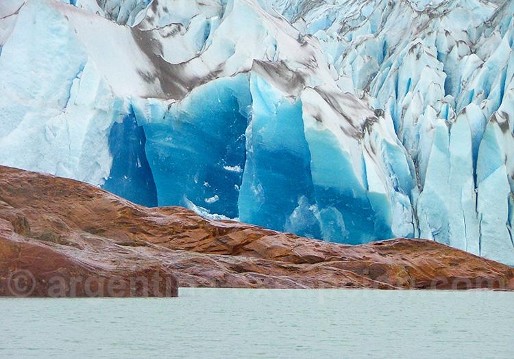 parc national los glaciares glacier spegazzini