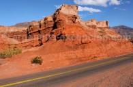Tourisme sur la route 40, Nord-Ouest Argentine