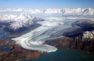 Viedma glacier and lake