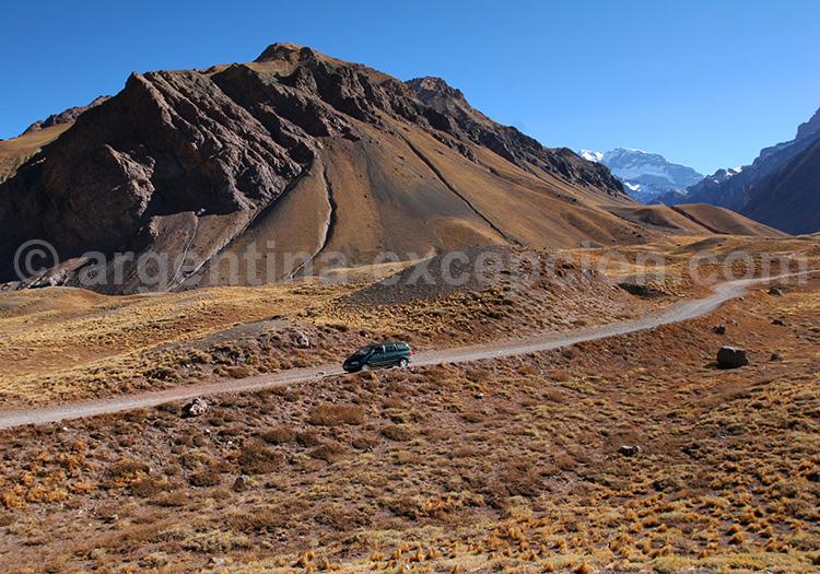 Comment se rendre dans le parc Aconcagua