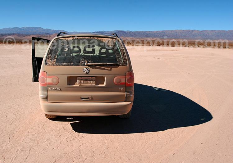 Comment aller a Ischigualasto