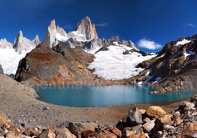 Trekking Laguna de Los Tres, El Chalten