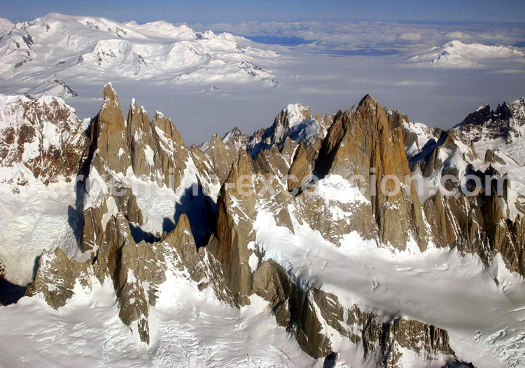 El Chaltén et le massif du Fitz Roy