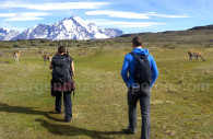 Trekking, Torres del PaineTrekking, Torres del Paine