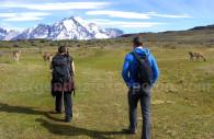 Trekking, Torres del Paine