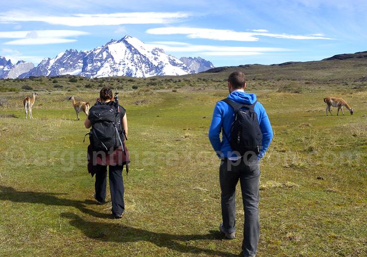 Journée trekking Torres del Paine