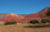 Tropique du Capricorne, Quebrada de Humahuaca