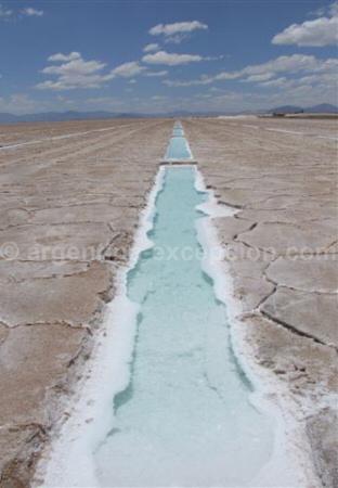 Salinas Grandes, Noroeste Argentin