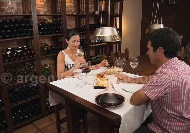 Picadas et dégustation de vin, Viñas de Cafayate