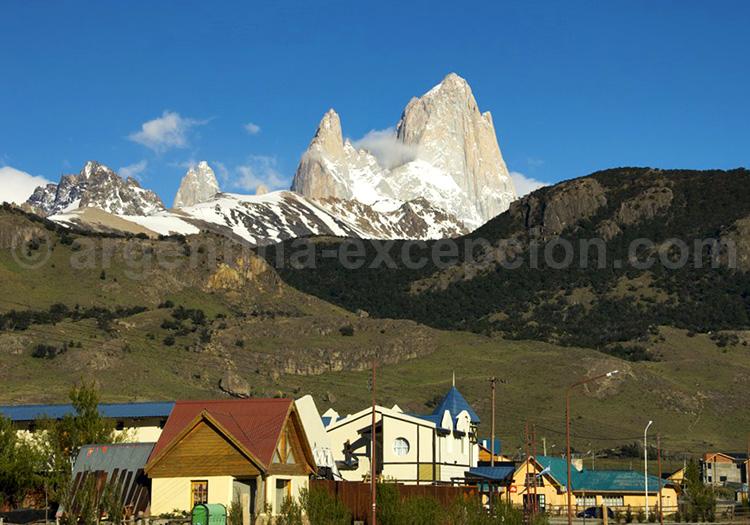 el chalten, province de san cruz, patagonie