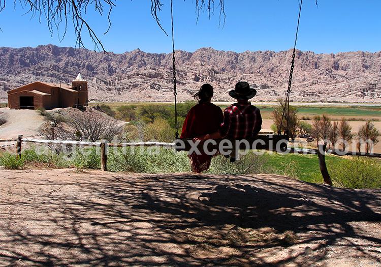 Quebrada Las Flechas, Salta