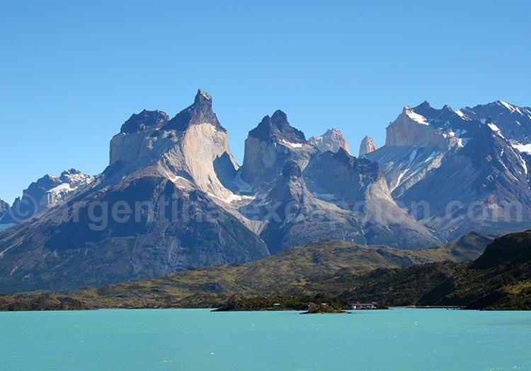 Massif du Torres del Paine chili