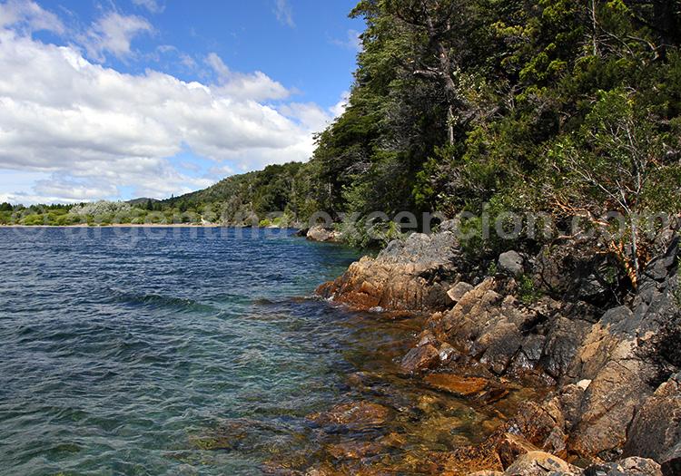 Lac Futalaufquen, Esquel