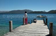 Lac Nahuel Huapi, Patagonie