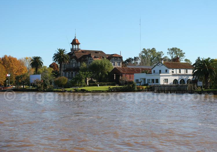 Histoire du Delta du Paraná