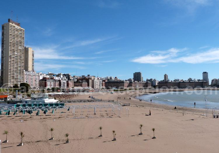 Plage Bistrol à Mar del Plata