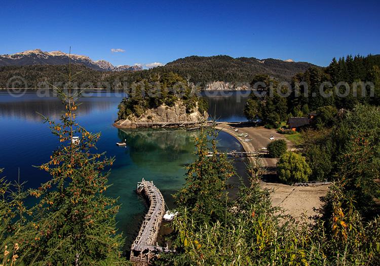 Lac Nahual Huapi, Villa La Angostura
