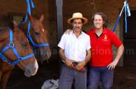 Jugador de polo y petisero, Buenos Aires