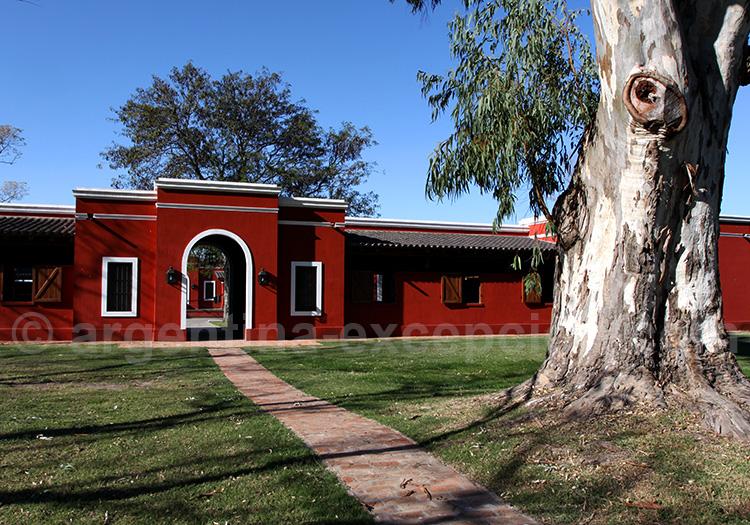 Estancia Bamba de Areco, Argentine