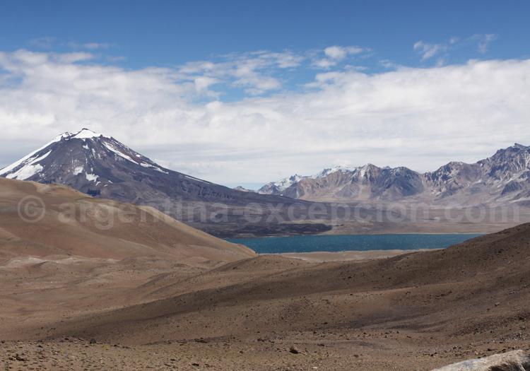 Accès à la Laguna Diamante, Mendoza