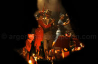 Tango show, Rojo tango