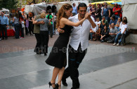 Tango dans les rues de San Telmo
