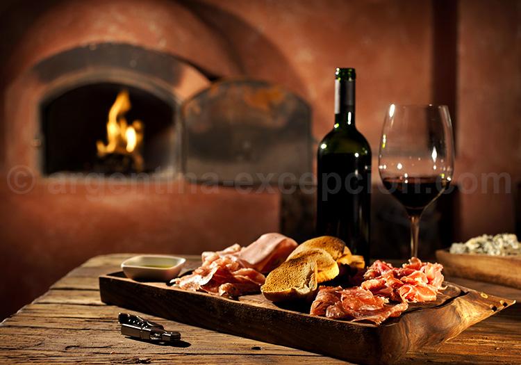 Posada Borravino, route des vins