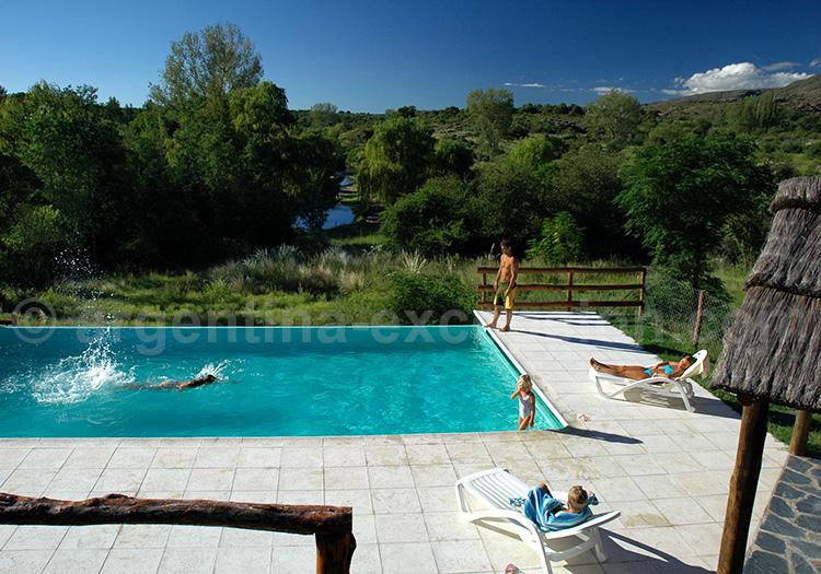 Détente à l'estancia La Lejania, Córdoba