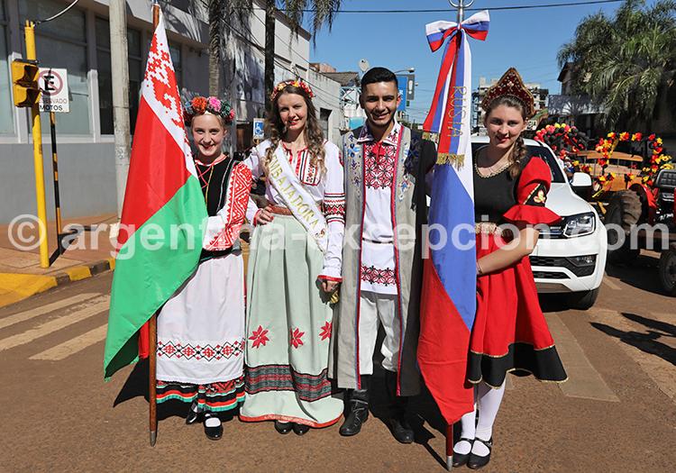 Descendants d'immigrés ukrainiens, Obera
