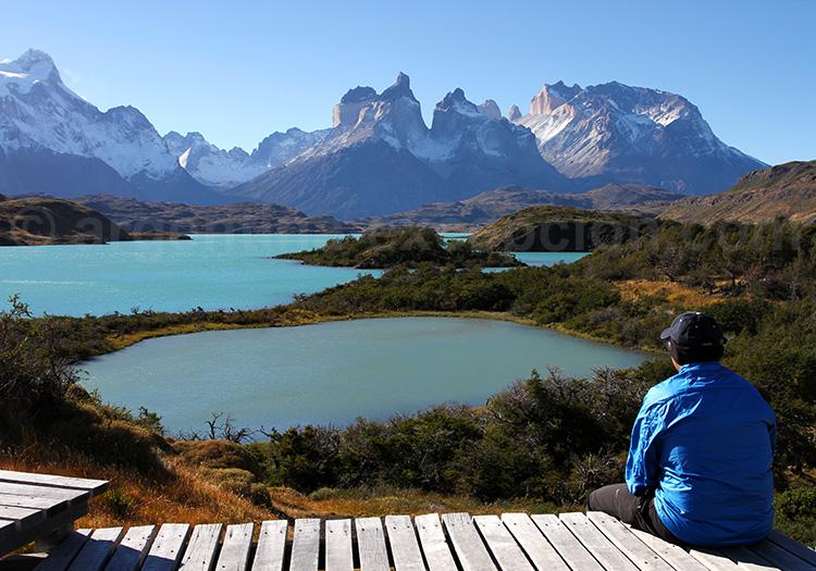 Exploration du parc Torres del Paine, Patagonie