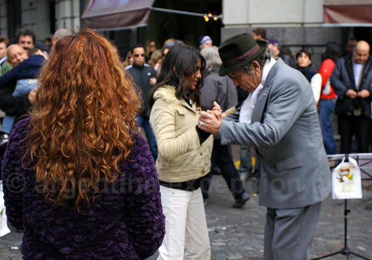 Visite et tango à San Telmo, Buenos Aires