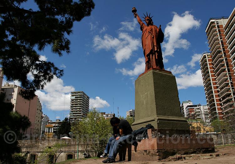Visite de Buenos Aires, quartier Belgrano