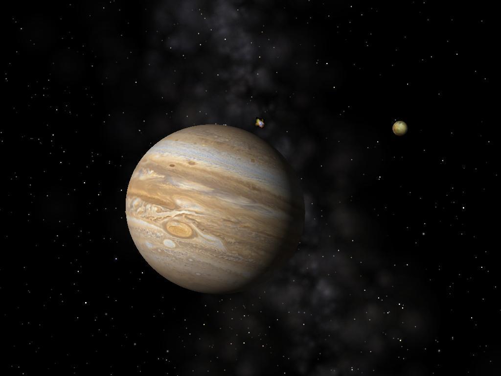 Jupiter. Crédit CC Flickr/Forsetius