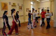 Clase de Tango en Buenos Aires