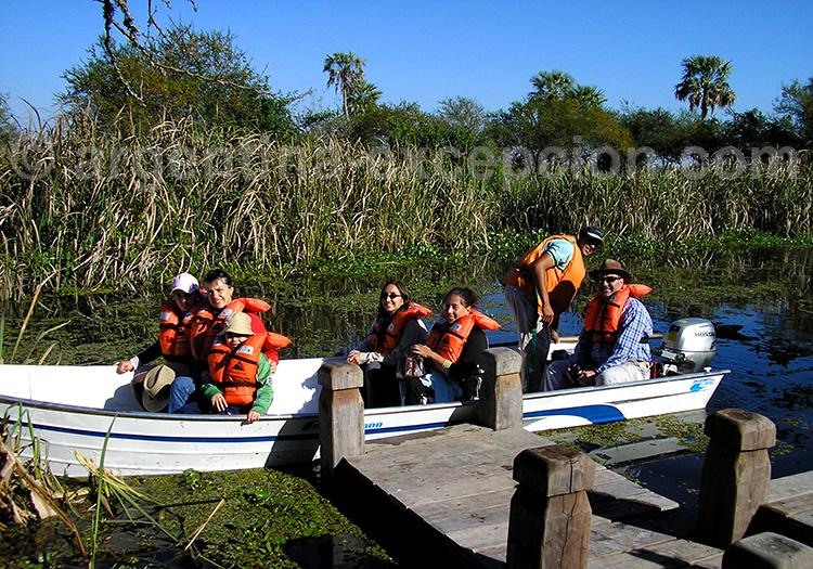 Safari dans les Esteros del Iberá
