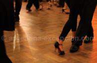 Clase de Tango, Buenos Aires