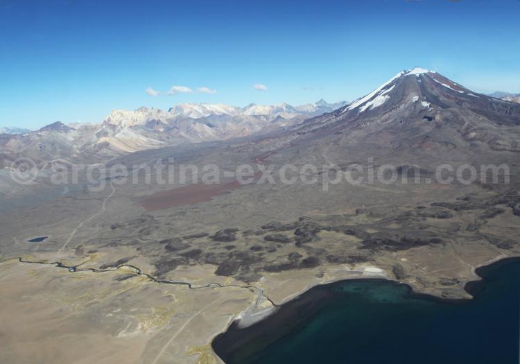 Volcan Maipó, Lagune Diamante