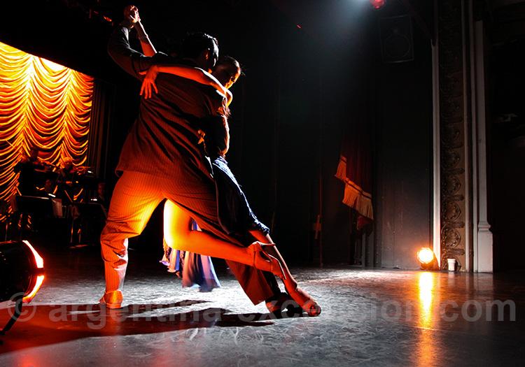 Soirée spectacle au Piazzola Tango