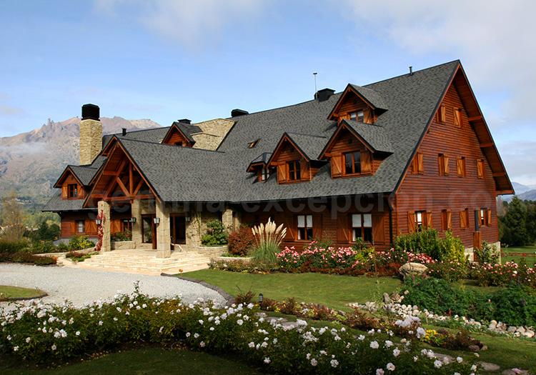 Lodge Arelauquen, Patagonie
