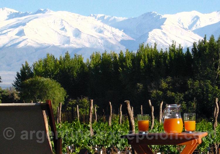 Paysages des Andes