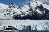 Navigation au pied du glacier Perito Moreno