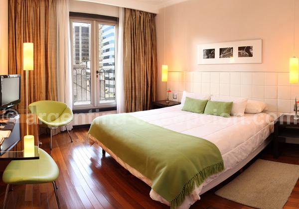 Chambre double, Hôtel 725 Continental