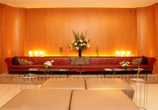 Lobby, Hôtel 725 Continental