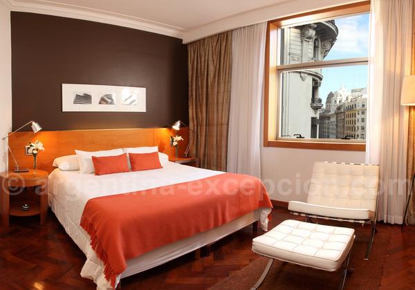 Suite, Hôtel 725 Continental