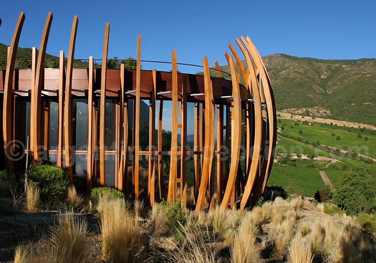 Viña Clos Apalta, Chili