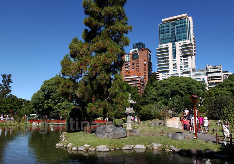 Jardin japonais, Buenos Aires