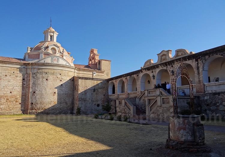 Visite de l'estancia jésuite Alta Gracia